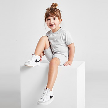 Sonneti Girls' Micro Essential T-Shirt/Shorts Set Infant