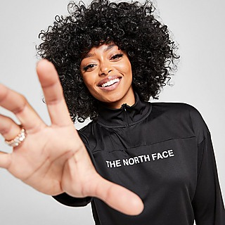 The North Face Mountain Athletics Long Sleeve 1/4 Zip Top
