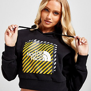 The North Face Coordinates Crop Hoodie