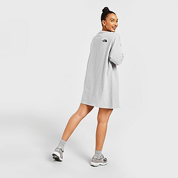 The North Face Dome Logo T-Shirt Dress