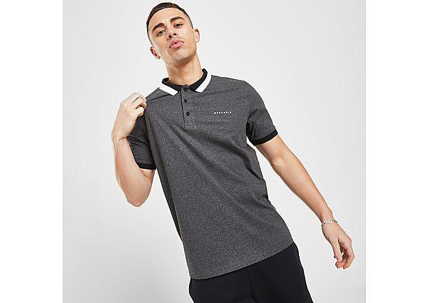 McKenzie Patrick Polo Shirt - Grey - Mens