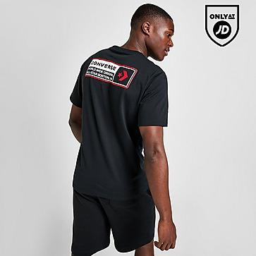 Converse Back Box Logo T-Shirt