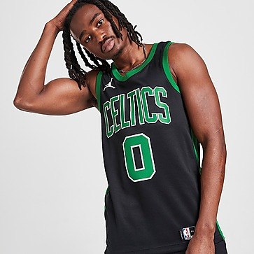 Jordan NBA Boston Celtics Tatum #0 Swingman Jersey