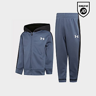Under Armour Renegade Full Zip Hooded Tracksuit Infant