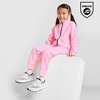 Nike Girls' Tape Poly Tracksuit Children
