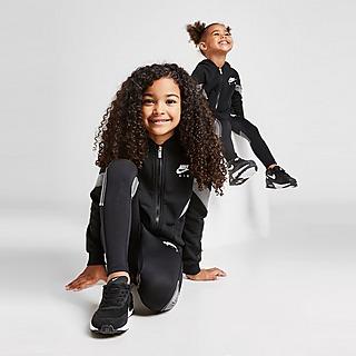 Nike Girls' Air Full Zip Tracksuit Children