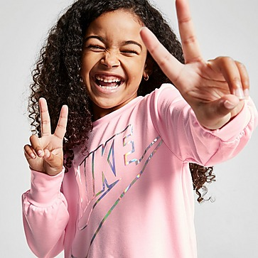 Nike Girls' Crew Sweatshirt/Leggings Set Children