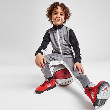 Jordan Jumpman Poly Full Zip Tracksuit Children