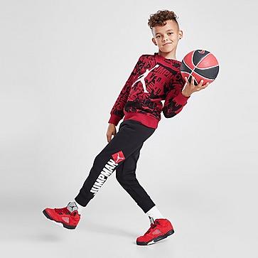 Jordan Essential All Over Print Tracksuit Children
