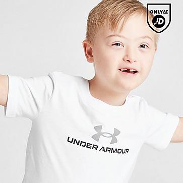Under Armour Logo T-Shirt Children