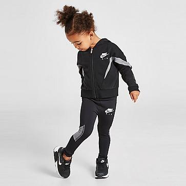 Nike Girls' Air Full Zip Tracksuit Infant