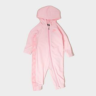 Nike Girls' Repeat Swoosh Babygrow Infant