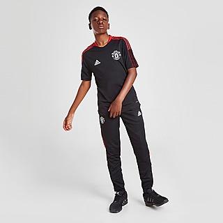 adidas Manchester United FC Training Shirt Junior
