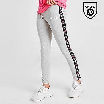 adidas Originals Girls' Tape Leggings Junior