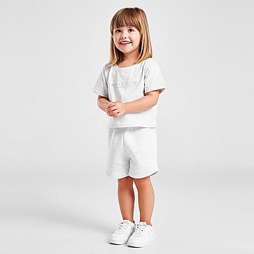McKenzie Girls' Micro Essential T-Shirt/Shorts Set Infant