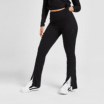 Puma Classic Rib Flare Pants