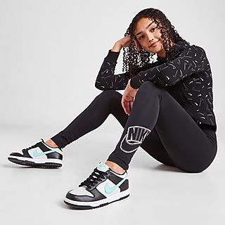 Nike Girls' Sportswear Graphic Leggings Junior