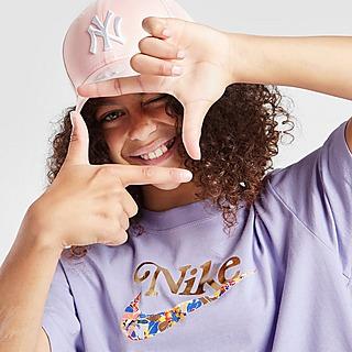 Nike Girls' Boxy T-Shirt Junior