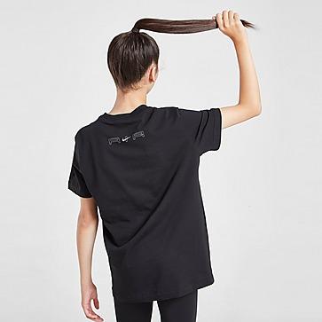 Nike Girls' Air Boyfriend T-Shirt Junior