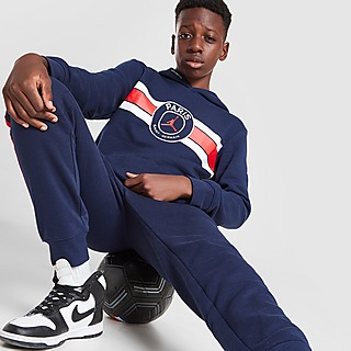 Jordan Paris Saint Germain Pullover Hoodie Junior