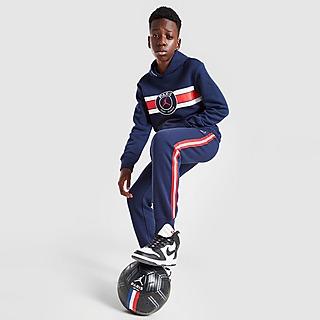 Jordan Paris Saint Germain Fleece Joggers Junior