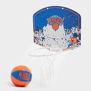 Wilson NBA New York Knicks Mini Hoop Set