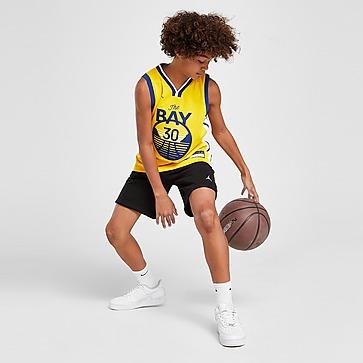 Jordan NBA Golden State Warriors Curry #30 Jersey Junior
