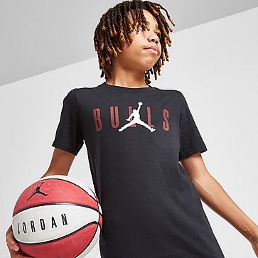Jordan NBA Chicago Bulls Jumpman T-Shirt Junior