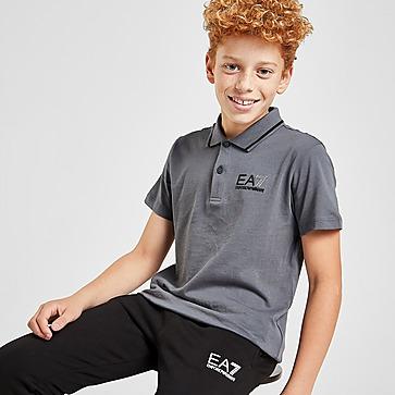 Emporio Armani EA7 Core Logo Polo Shirt Junior