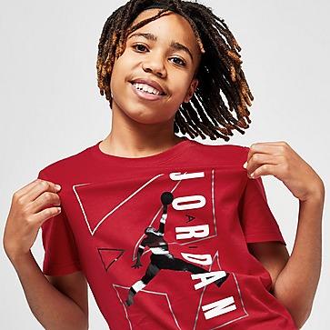 Jordan Air Graphic T-Shirt Junior