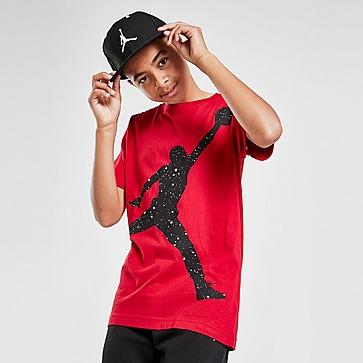 Jordan Speckle Jumpman T-Shirt Junior