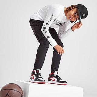 Jordan Jumpman Flight Long Sleeve T-Shirt Junior