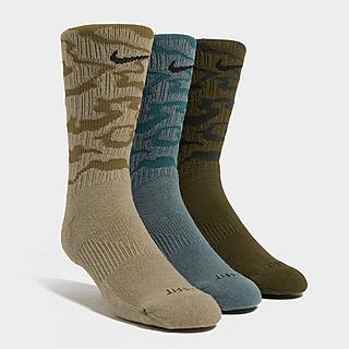 Nike 3-Pack Everyday Plus Training Crew Socks