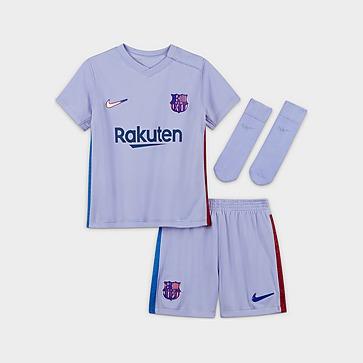 Nike FC Barcelona 2021/22 Away Kit Infant