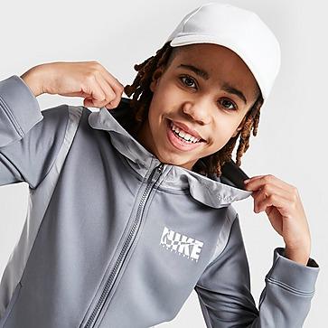 Nike Woven Overlay Tracksuit Junior