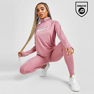 Nike Running Double Swoosh 1/4 Zip Top