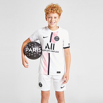 Nike Paris Saint Germain 2021/22 Away Shorts Junior