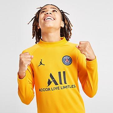 Jordan Paris Saint Germain 21/22 Away Goalkeeper Shirt JR