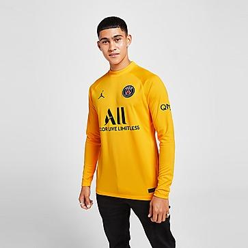Jordan Paris Saint Germain 2021/22 Away Goalkeeper Shirt