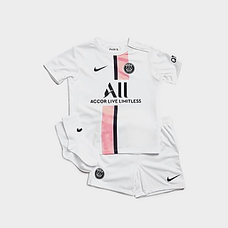 Nike Paris Saint Germain 2021/22 Away Kit Infant
