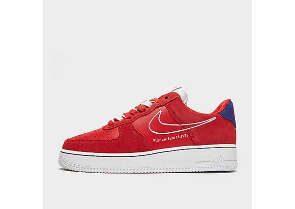 Nike Air Force 1 '07 LV8 - University Red - Mens