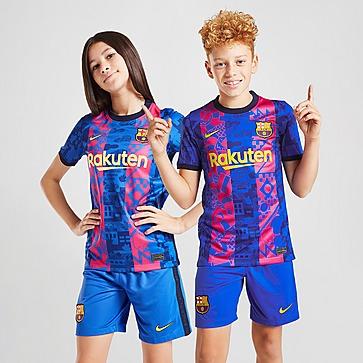 Nike FC Barcelona 2020/21 Third Shirt Junior