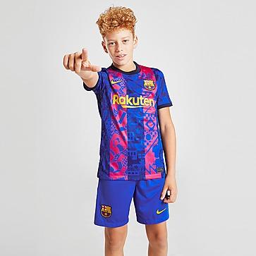 Nike FC Barcelona 2020/21 Third Shorts Junior
