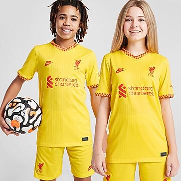 Nike Liverpool FC 2021/22 Third Shirt Junior