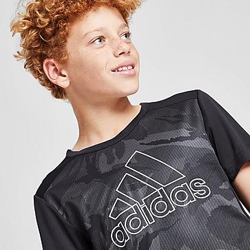 adidas Poly T-Shirt Junior