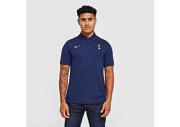 Nike Tottenham Hotspur FC Slim Polo Shirt - Blue - Mens