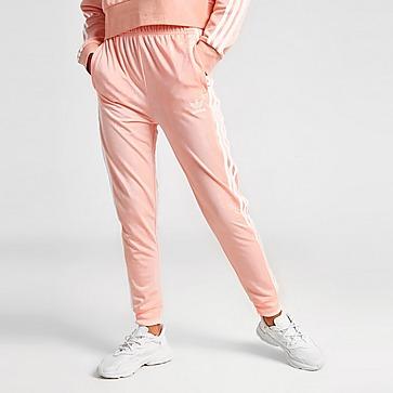 adidas Originals Girls' Superstar Track Pants Junior