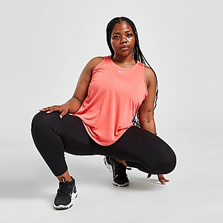 Nike Training One Plus Size Core Tank Top