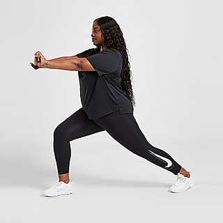 Nike Double Swoosh Plus Size Running Tights