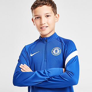 Nike Chelsea FC Academy Drill Top Junior